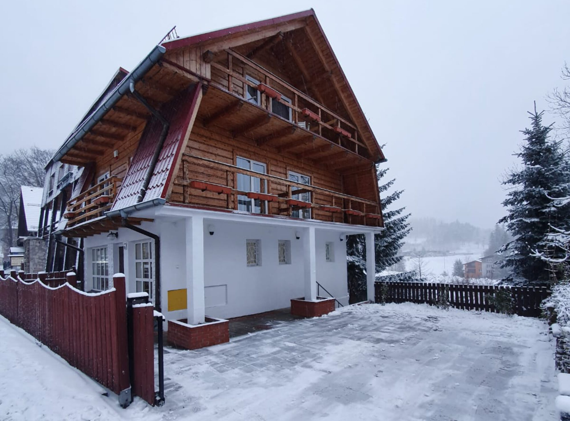 karpacz - Dom na Karkonoskiej